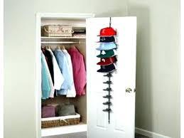 baseball cap rack for closet best hat wall organizer white collaps baseball cap holder