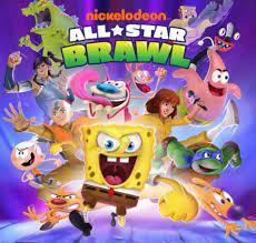Nickelodeon All-Star Brawl Cover Art ...