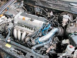 honda accord k24 engine swap honda tuning magazin 2009 Honda CR-V Engine Diagram htup 1007 01 o honda accord k24 engine swap front view