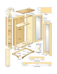 kitchen furniture plans. Woodwork Kitchen Cabinet Plans Woodworking PDF Free Making Software Furniture