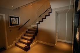 interior step lighting. Interior Step Light Indoor Lights Stairway Lighting Led Stair With Sensor Residential O