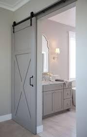 Light Blue Barn Door Seaside Blue Sliding Bedroom Door Old Doors Bathroom