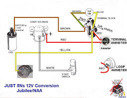 ford naa jubilee wiring wiring diagram for you • ford naa golden jubilee wiring yesterday s tractors rh yesterdaystractors com ford naa golden jubilee tractor ford jubilee tractor