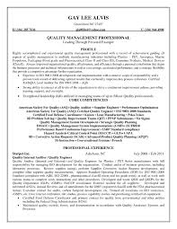 Quality Inspector Resume Best Of Pleasant Quality Control Inspector