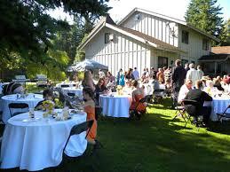 oregon coast wedding venues outdoor reception