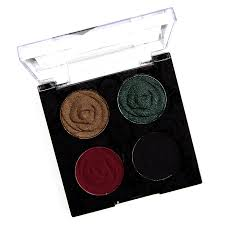 wet n wild house of thorns color icon eyeshadow quad
