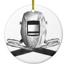 Welding Gifts On Zazzle intended for Welder Christmas Ornament