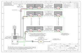 enphase m215 wiring diagram enphase energy wiring diagrams 1 phase submersible pump starter at Single Phase Water Pump Control Panel Wiring Diagram