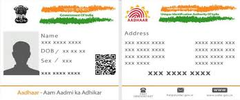Aadhar Rate Chart 2017 Kalyan Dombivli Banks Post Offices Aadhaar Centres Kendra