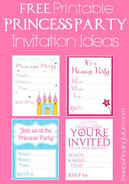 Party Invitation Images Free Free Printable Princess Party Invitations Seriously Adorable