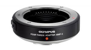 <b>Адаптер Olympus MMF-3</b> 4/3-adapter for Micro Four Thirds