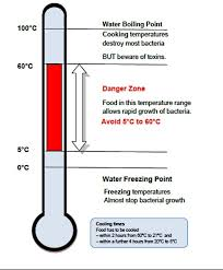 Temperature Danger Zone Chart Keep Food Temperatures Above Or Below The Danger Zone Food