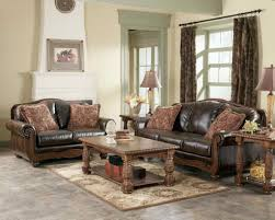 Traditional Living Room Design Traditional Living Room Design Brown Tufted Leather Sofas