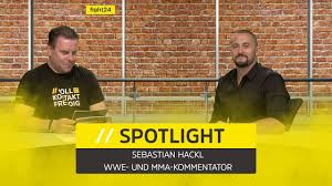 Maybe you would like to learn more about one of these? Spotlight Dazn Kommentator Sebastian Hackl Youtube