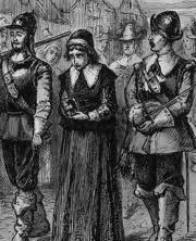 rights matter the story of the bill of rights born in england mary dyer emigrated her husband to massachusetts bay colony in 1635 they soon became followers of anne hutchinson and moved her