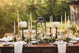 23 Thanksgiving Table Centerpieces and Flowers - Ideas for Floral  Arrangements for Thanksgiving