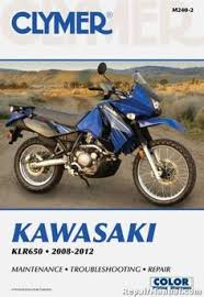 bull the world s catalog of ideas 2008 2012 kawasaki klr650 kl650 motorcycle repair manual by clymer