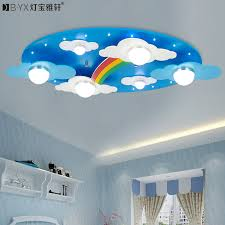 kids ceiling lighting. Surface Mounted Children Ceiling Lamps Kids Bedroom Cartoon Rainbow Decoration Chandelier Light E27 Source-in Lights From \u0026 Lighting On