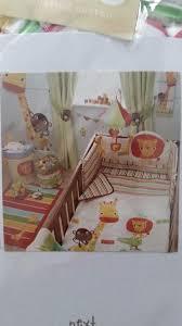 next safari nursery set condition perfect