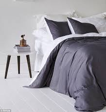 double duvet set right almost creamy in texture the fabric felt notably cooler against my skin than egyptian cotton