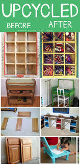 Repurposing Old Furniture. Kid Friendly Ideas  Pinterest