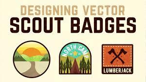 Scout Design Graphic Design Develop Scout Badges Beginner Freepik Course Trailer_eng