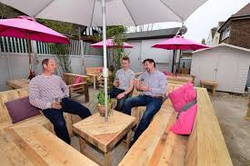 using pallets to make furniture. Wooden Pallets Patio Furniture Using To Make