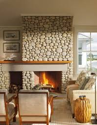 20 of the most beautiful stacked stone fireplace designs