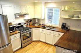 kitchen butcher block countertop installation for white kitchen favorable and adorable butcher block countertops