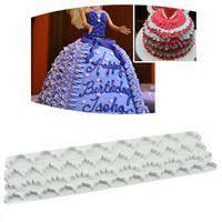4 Шт. Свадебный <b>Торт</b> Украшение Лента <b>Фондант</b> Пресс-формы ...