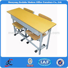 double school desk and chairs. kids desk and chair primary school high furniture adjustable metal wooden double tables chairs