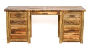 timber office furniture. Weathered Timber Executive Desk Timber Office Furniture
