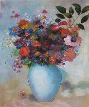 Floral <b>Paintings</b> - <b>Flower Oil</b> Painting Reproductions - Canvas Art ...