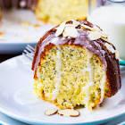 almond poppy seed pound cake