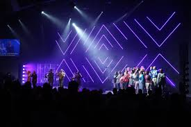 Cool Church Stage Designs Open Geometry Church Stage Design Ideas Scenic Sets And