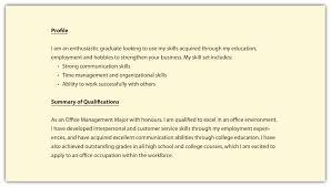 Sample Resume Profile Fresh Best Solutions Resume Profile Personal