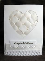 best 25 ribbon cards ideas only on pinterest scrapbook cards Wedding Card Craft Pinterest ribboned heart by sheryl02 cards and paper crafts at splitcoaststampers Pinterest Card Making Ideas
