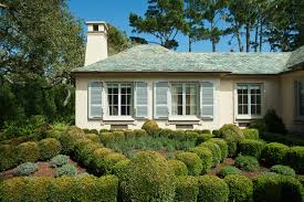 French Country Home Pebble Beach California  Traditional French Country Ranch Style House Plans