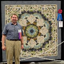 Huntspatch Quilts: AQS QuiltWeek Paducah & This was my first time to visit the show, as well as the first time to  enter, so naturally my entry was in the