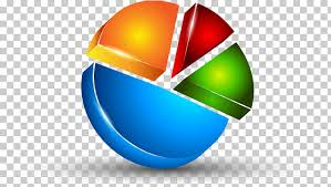 Beautiful Pie Chart Pie Chart Diagram Percentage Beautiful 3d Stereoscopic Data