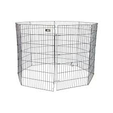 42 tall foldable indoor outdoor dog pet playpen