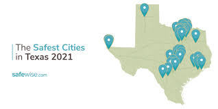 texas s 50 safest cities of 2021 safewise