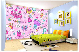 princesses wall mural custom mural non woven wallpaper pink princess prince room wall mural wall paper