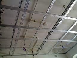 Tee Ceiling, Tee Grid, टी ग्रिड छत in Baddi , Thakur Glass House | ID: 11761858188