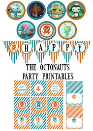 134 Best Octonauts To Hq Images Octonauts Party 4th
