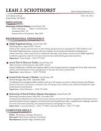 Traditional Resume Format Traditional Resume Format Resume Papers 1