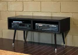 mid century modern tv stand diy mid century modern console mid century modern stand double bay