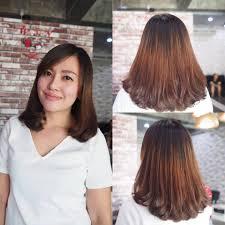 Wink Hair Salon ราคาดดวอลลม ผมสน ยาวประบา Facebook