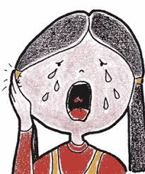 Resultado de imagem para com raiva e dor dente desenho mulher