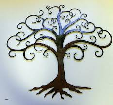 outdoor metal wall art decor and sculptures tree of life